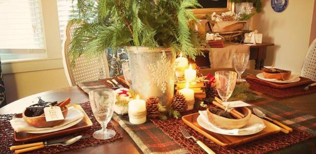 wonderful-original-rustic--table-setting-new years eve'13-14