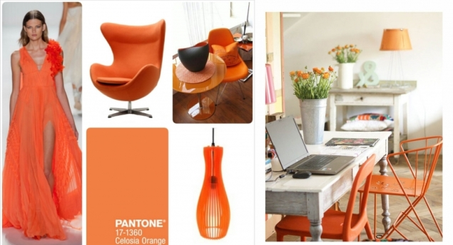 REINOMAGAZINE-Pantone-Celosia-Orange-deco-trends