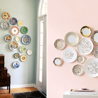 REINO MAGAZINE-COMO DECORAR UNA PARED EN PRIMAVERA