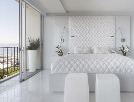 REINO MAGAZINE-IDEAS PARA DECORAR DORMITORIOS EN BLANCO