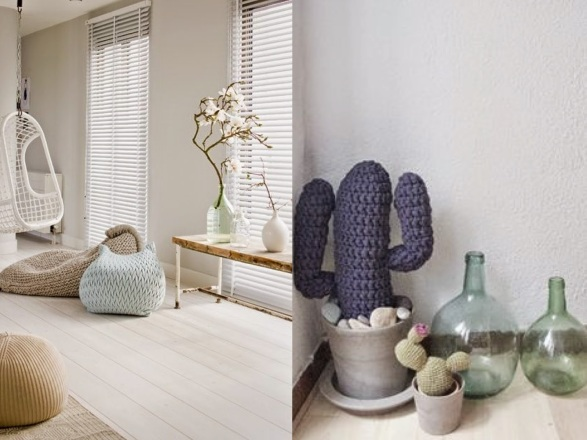 REINO MAGAZINE - Decorar con crochet tendencia 2016
